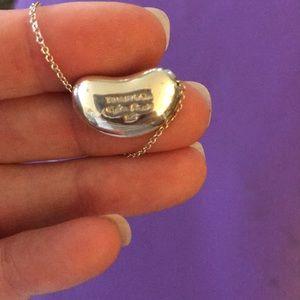 Tiffany & Co. Jewelry - Elsa Peretti Bean Necklace